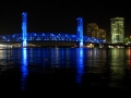 Jacksonville, Florida by Night