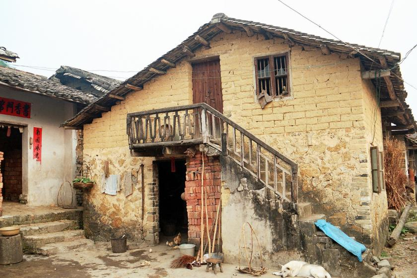Village House in Baijing, China