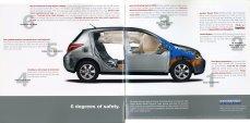 Nissan Versa Factory Brochure