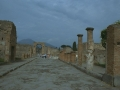 The Main Street of Ancient Pompeii
