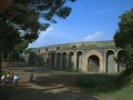 The Ampitheater of Pompeii