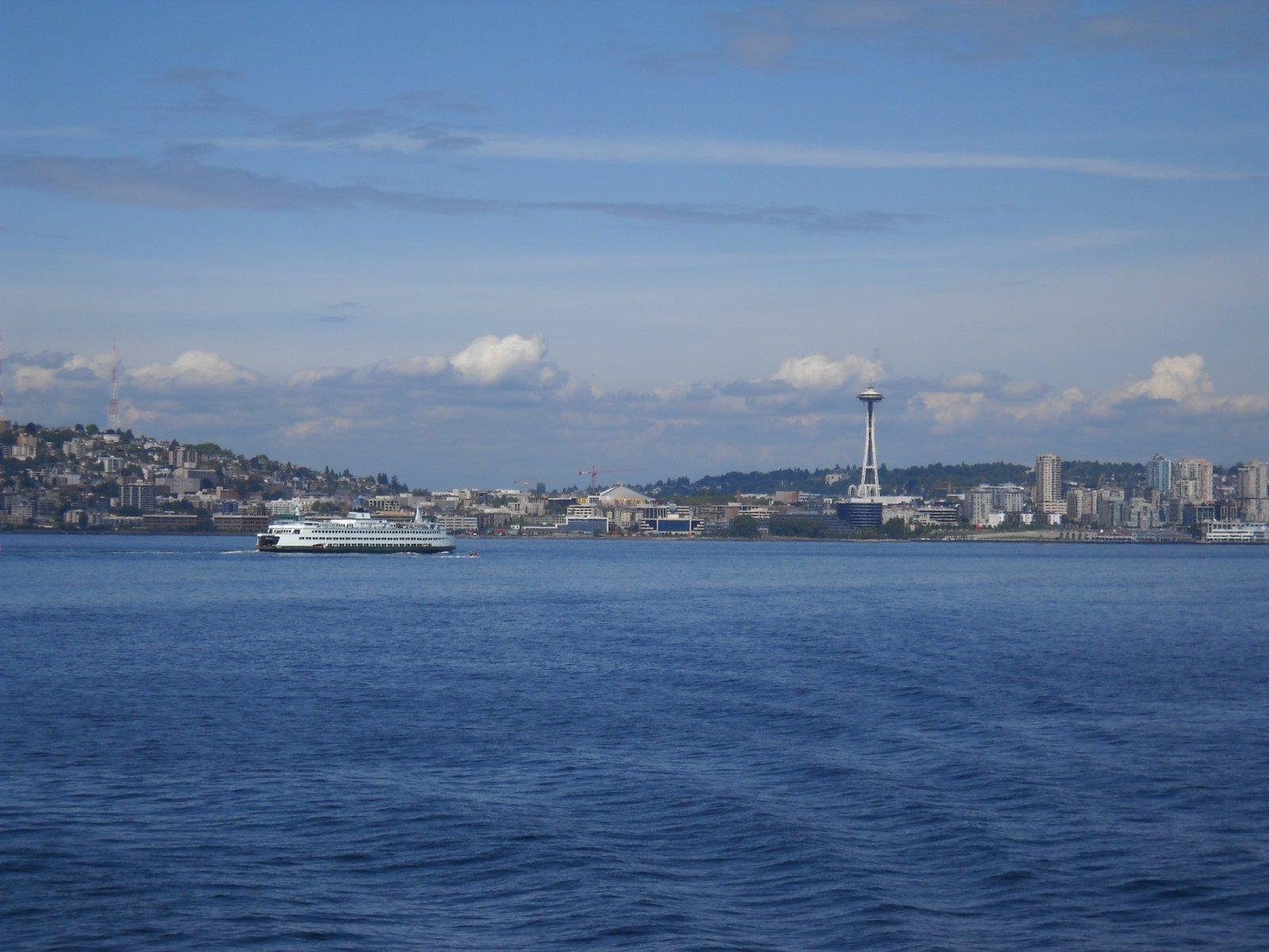 Waterfront in Seattle