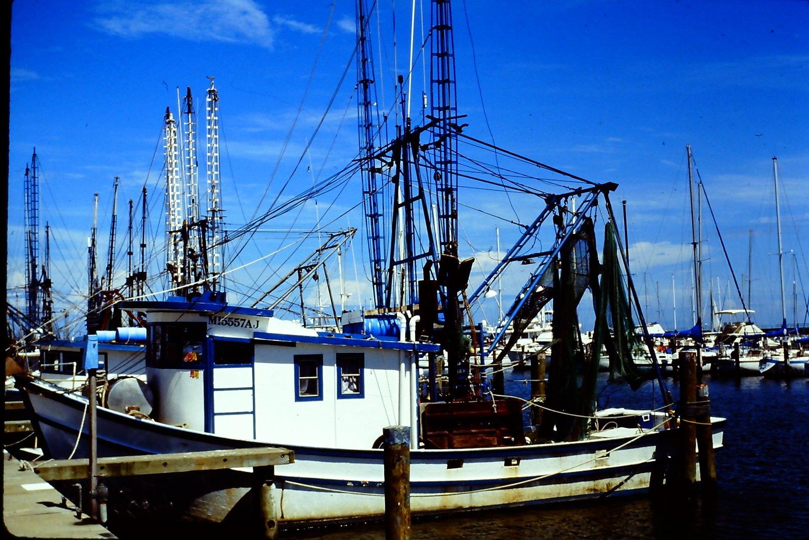 Biloxi Shrimp Boat