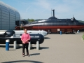 At The Submarine Museum, Subbase Groton