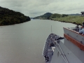 USS Port Royal Transiting the Panama Canal