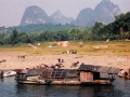 Li Jiang River House Boat