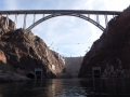Hoover Dam and the Bypass Bridge