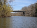 Crossing Over the Occoquan River
