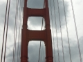 Tower and Cables, Golden Gate Bridge