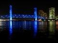 Jacksonville, Florida by Night
