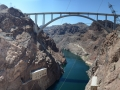 Bypass Bridge and Hoover Dam