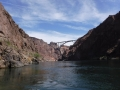 Looking Back at Hoover Dam
