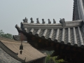 Wild Goose Pagoda, Temple, Xi'an, China