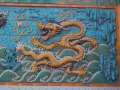 Nine Dragons Mural - Panel Nine
