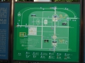 Map of the Temple of Heaven (Tiantan) Park