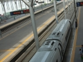 Chinese High Speed Train and Station