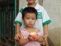 Li Ann and Her Little Brother