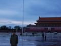 Morning Colors In Tiananmen Square