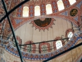 Blue Mosque Interior Detail