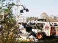 Trash Removal  after hurricane Katrina