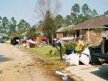Our Neighborhood in Gautier After Hurricane Katrina