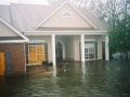 Flooded House, Front