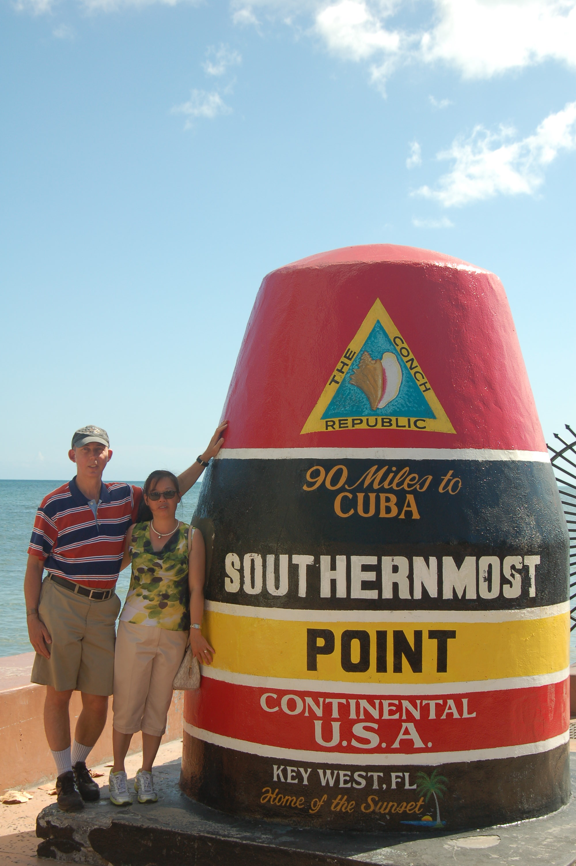 At The Southernmost Point of the US