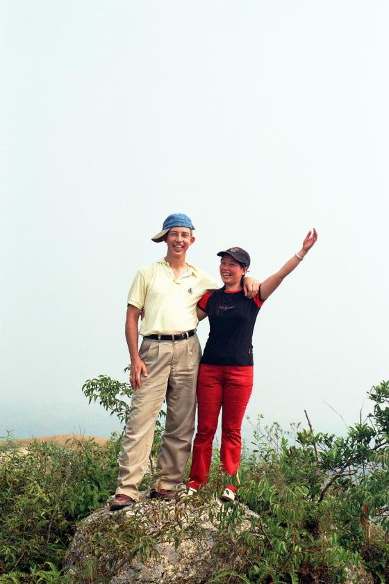 On a Hill Over Bijing