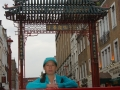 Winnie By the Chinese Gate, London
