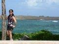 Winnie at Boca de Cangrejos Beach