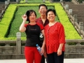 WeiFang and her Aunt and Uncle
