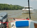 Taking a Tow On The Potomac River