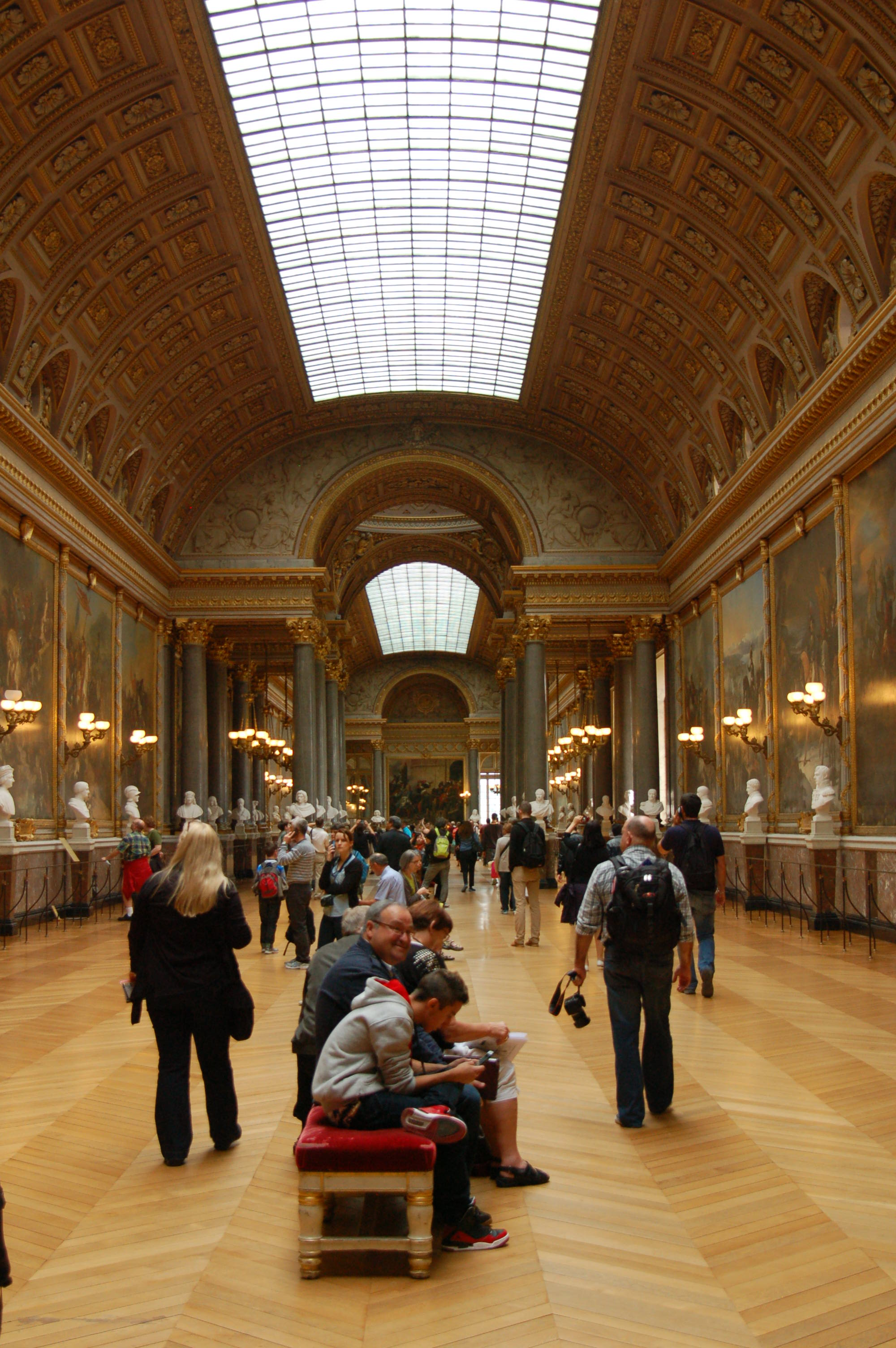 Hall of Paintings, Palace Of Versailles