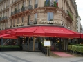 Cafe Fouguets on Champs Elysees'