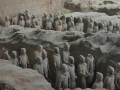 Close-Up Images of the Terracotta Warriors