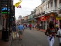 Bourbon Street At Easter