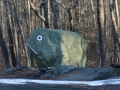 Frog Rock on Rte 44 in Connecticut