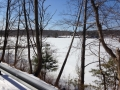 Deep Freeze Across Occoquan Reservoir, Virginia
