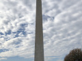View of the George Washington Memorial