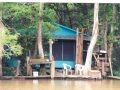 Fish Camp on the Honeywell River, Louisiana