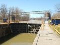 Lock 27 on the Erie Canal