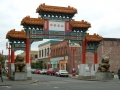 Gateway to the Portland China Town