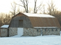 Stone Barn at Fort Roosa
