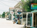 San Pedro Town on Ambergris Caye