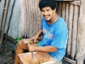 The One-Legged Woodcarver