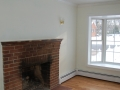 Living Room with Fireplace - After