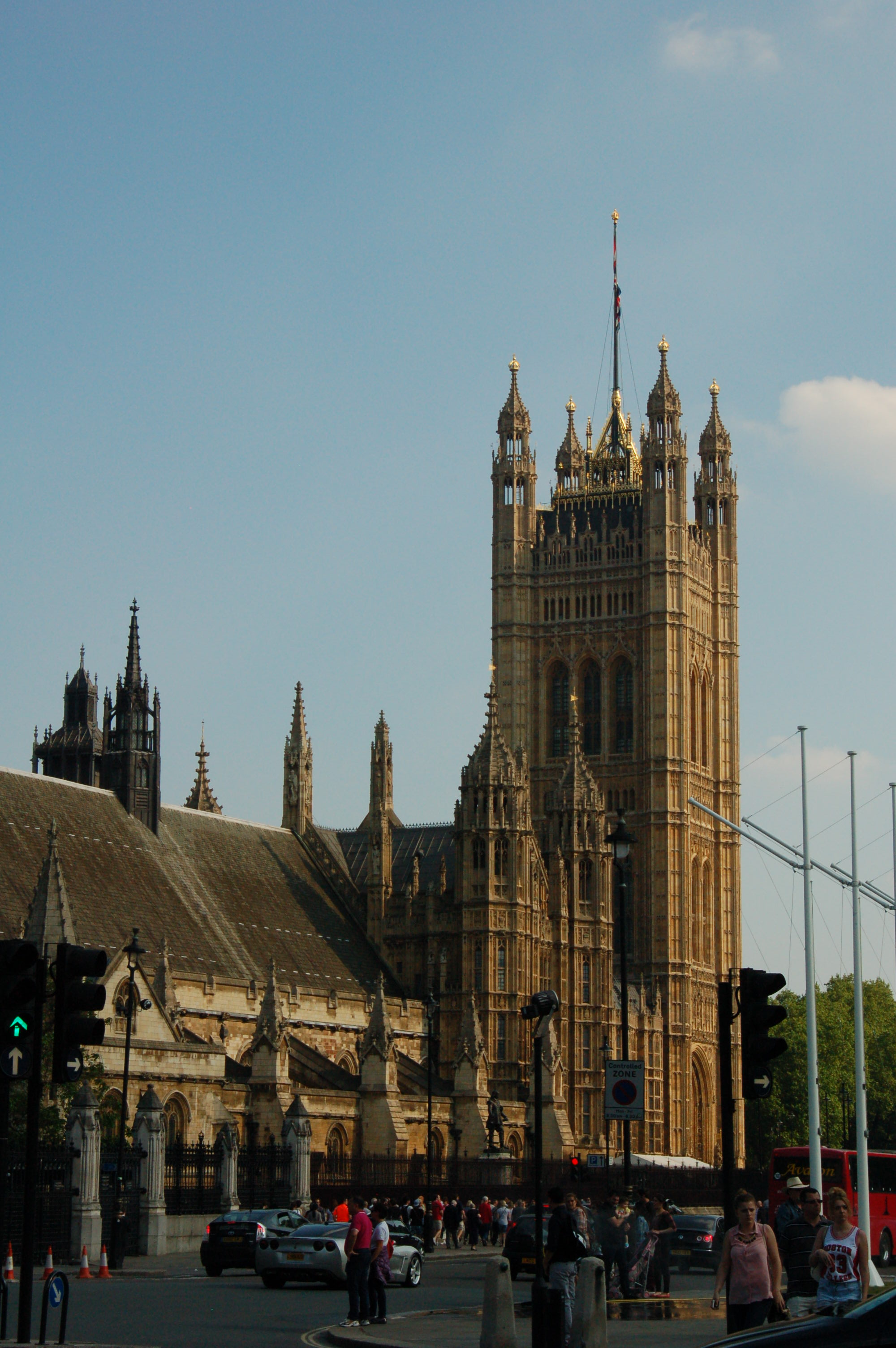 Westminster Hall Tower