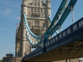 Detail of the Tower Bridge