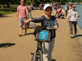 Bicycling in Hyde Park