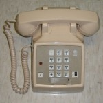 An AT&T Push Button Phone